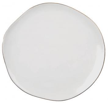 Räder Dining Mix&Match Teller groß mit Goldrand Ø ca.27,5 cm