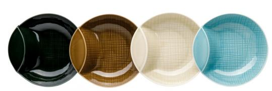 Rosenthal Selection Mesh Set 4 Schalen Mixed