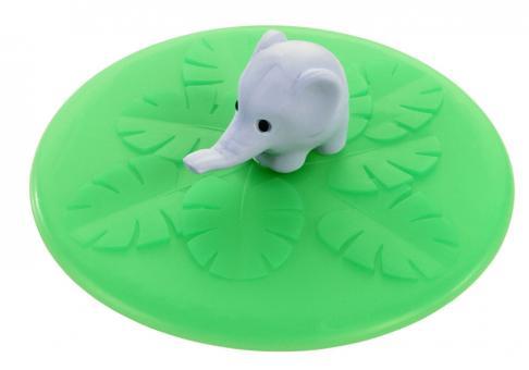 Lurch Mein Deckel Wild Life Elefant