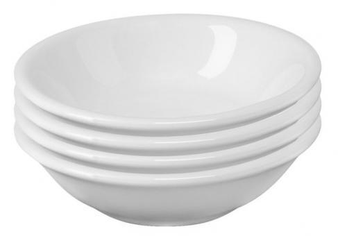 Westmark 4er Set Keramikschälchen Tapas + Friends rund Ø 7x 2 cm