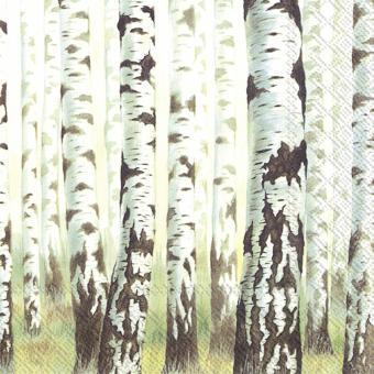 IHR Cocktail-Servietten 25x25 cm Magic Trees