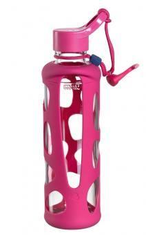 Leonardo Trinkflasche 0,5 L Pink Flamingo Bambini