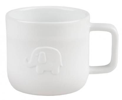 Räder Kids Porzellan-Service Tasse Elefant Ø 7 cm H 6,5 cm