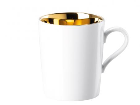 Arzberg Tric Gold Titanisiert Becher Mit Henkel