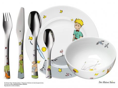 WMF Kinderbesteck-Set 6-tlg. Der Kleine Prinz