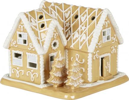 Villeroy & Boch Winter Bakery Lebkuchenvilla 16x16x13 cm