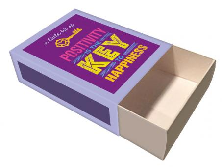 chic.mic Box M Key to Happiness 72x96x30 mm