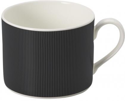 Dibbern Excelsior Anthrazit Kaffee Obertasse Zyl. 0,25 L