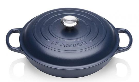 Le Creuset Gourmet-Profitopf Signature 30 cm Navy Blue