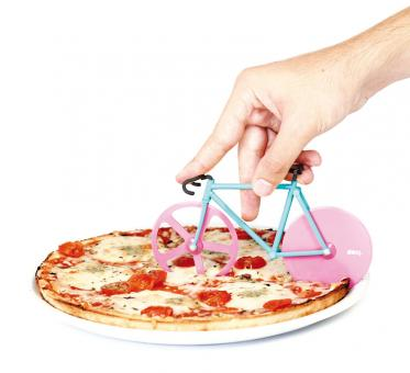 Doiy Pizzaschneider Fixie Pizza Cutter Watermelon