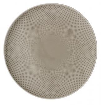 Rosenthal Selection Junto Pearl Grey Teller Flach 32 cm