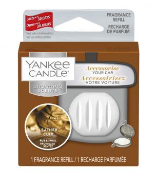 Yankee Candle Nachfüllung Duftanhänger Leather