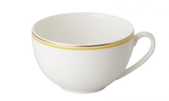 Dibbern Capri Kaffee Obertasse Rund 0,25 L Gelb
