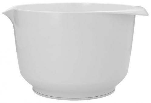 Birkmann Rühr- und Servierschüssel 4 L Colour Bowl Weiß