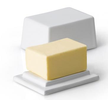 Continenta Butterdose für 125 g Butter