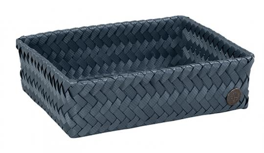 Handed By Basket rechteckig Fit Medium steel blue