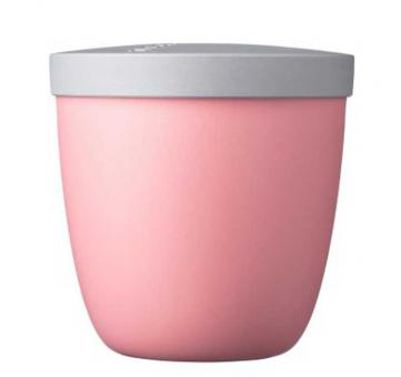 Mepal Snackpot Ellipse 500 ml Nordic Pink