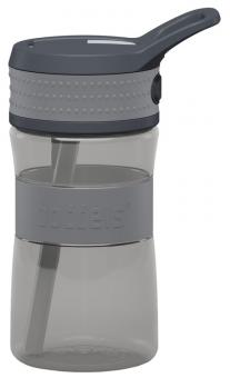 Boddels Trinkflasche Een 400 ml hellgrau / grau
