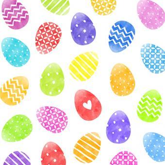 Paperproducts Design Servietten 25x25 cm Colorful Easter