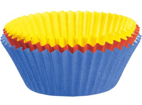 Kaiser Creativ 150 Muffin-Papierbackform farbig 7 cm