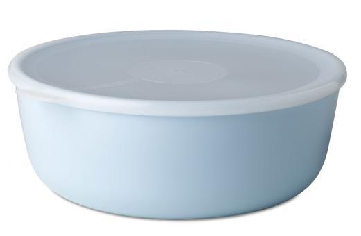 Mepal Schale mit Deckel Volumia 2 L Retro Blau