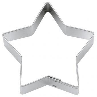 Städter Stern 4,5 cm Edelstahl