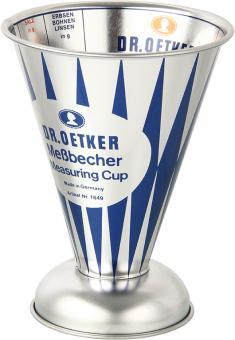 Dr. Oetker Nostalgie-Messbecher 0,5 L Ø 11x14,5 cm