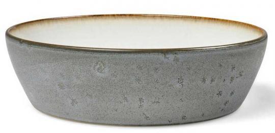Bitz Bowl 18 cm grau/creme