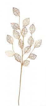 ASA Selection Blattzweig Gold 65 cm