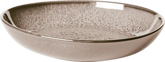 Villeroy & Boch Lave Schale Flach Klein 22x21x4,2 cm Beige
