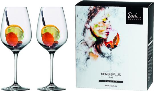 Eisch Superior Sensis plus Weissweinglas 500/3 - 2 Stück Geschenkkarton
