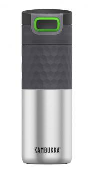 Kambukka Trinkbecher 500 ml Etna Grip Stainless Steel Edelstahl