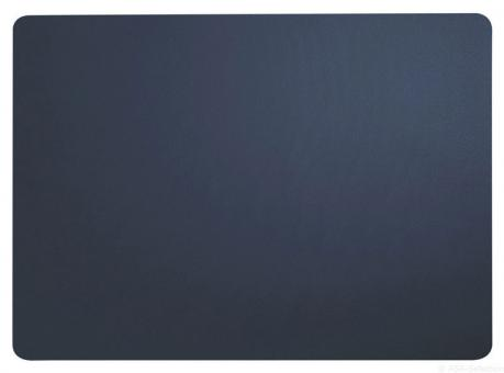 ASA Selection Tischset Navy 46x33 cm Lederoptik