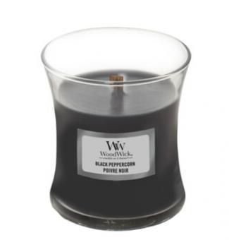 WoodWick Jar klein Black Peppercorn