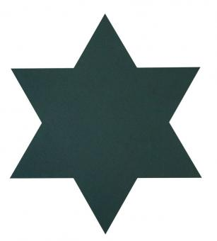 Lind DNA Star Table Mat Nupo Dark Green 1,6 Mm One Side