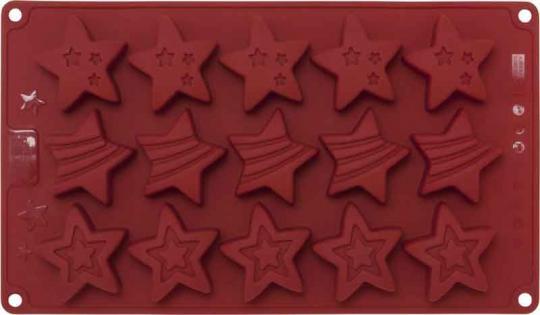 Birkmann Mini Cakes Stars klein