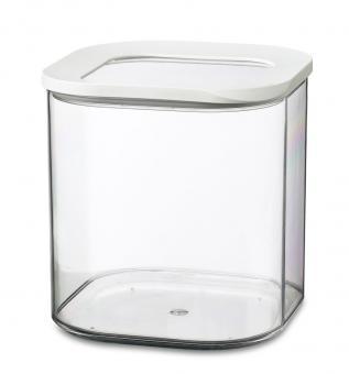Mepal Vorratsdose Modula Square 2750 ml Weiß