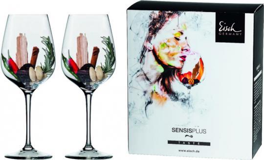 Eisch Superior Sensis plus Bordeauxglas 500/21 - 2 Stück Geschenkkarton