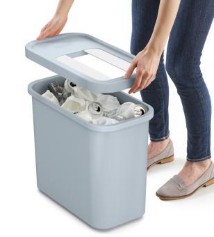 JosephJoseph GoRecycle 32 L Recycling-Sammelbehälter Blau