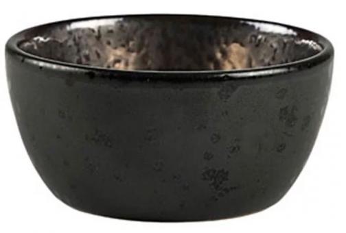 Bitz Bowl 10 cm schwarz/bronze