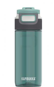 Kambukka Trinkflasche 500 ml Elton Misty Grey Glas