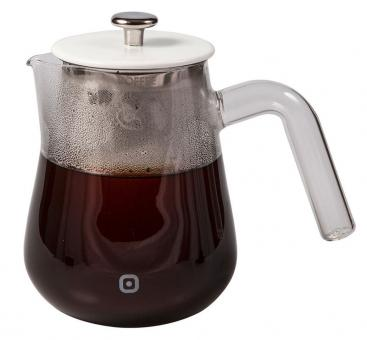 Carl Henkel Kaffeebereiter Arca X-Tract-Brew 0.8L Griff Klar