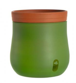 Leonardo Serra 2er Set Pflanztopf L Verde
