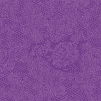 Paperproducts Design Servietten geprägt 33x33 cm 15 Stk. Lace