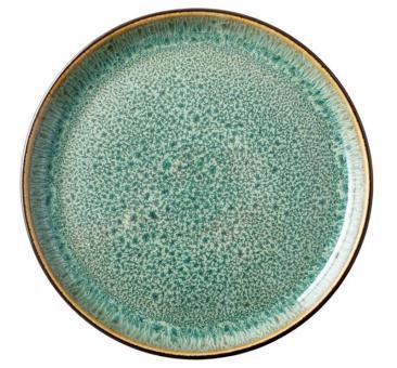 Bitz Brotteller 17 cm schwarz/grün