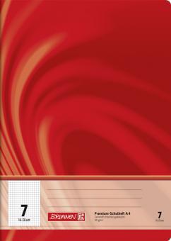 Brunnen Schulheft A4 Vivendi Lineatur7 16 Blatt