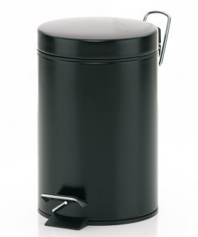 Kela Kosmetikeimer 3 L Graphito schwarz