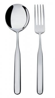 Alessi Collo-Alto Salatbesteck