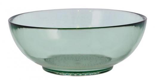 Bitz Glasschale 20 cm Kusintha grün
