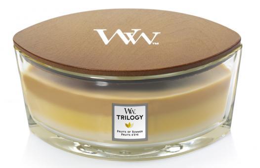 WoodWick Jar Ellipse Fruits of Summer